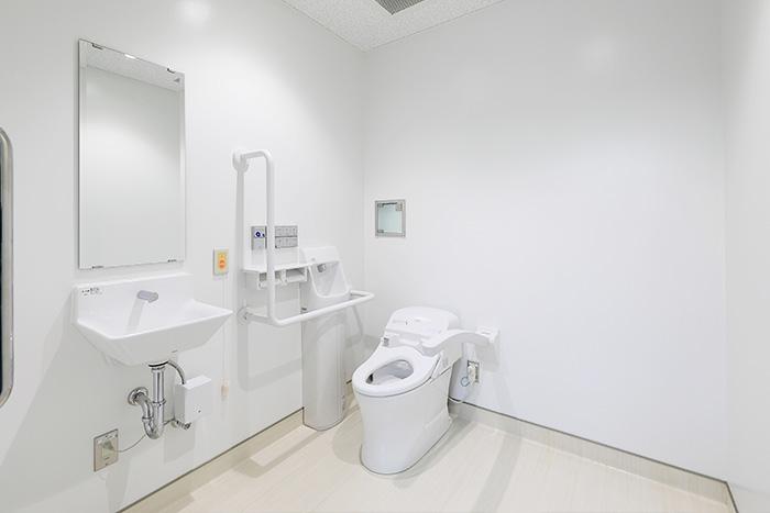 車椅子WC